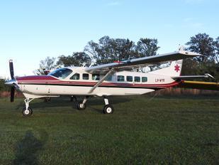 LV-WYR - Argentina - Government Cessna 208 Caravan