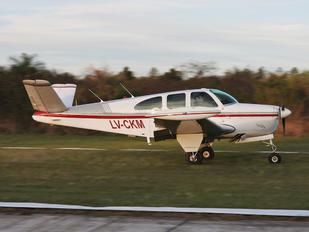 LV-CKM - Private Beechcraft 35 Bonanza V series