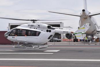 XA-UQV - Transportes Aereos Pegaso Eurocopter EC145