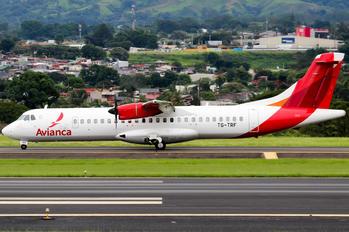 TG-TRF - Avianca ATR 72 (all models)