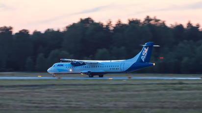 EI-SOO - ASL Airlines ATR 72 (all models)
