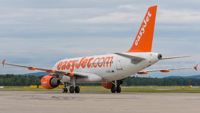 G-EZIJ - easyJet Airbus A319