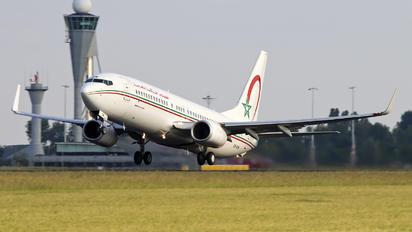 CN-RGM - Royal Air Maroc Boeing 737-800