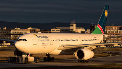 V5-ANP - Air Namibia Airbus A330-200