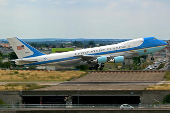 28000 - USA - Air Force Boeing VC-25A