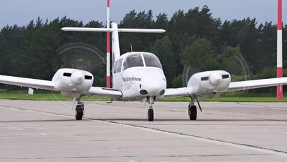 D-GZXC -  Piper PA-44 Seminole