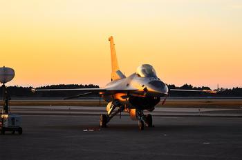 - - USA - Air Force Lockheed Martin F-16C Fighting Falcon