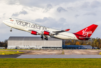 G-VBIG - Virgin Atlantic Boeing 747-400