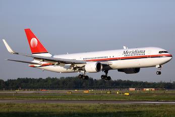 EI-FMR - Meridiana Boeing 767-300ER