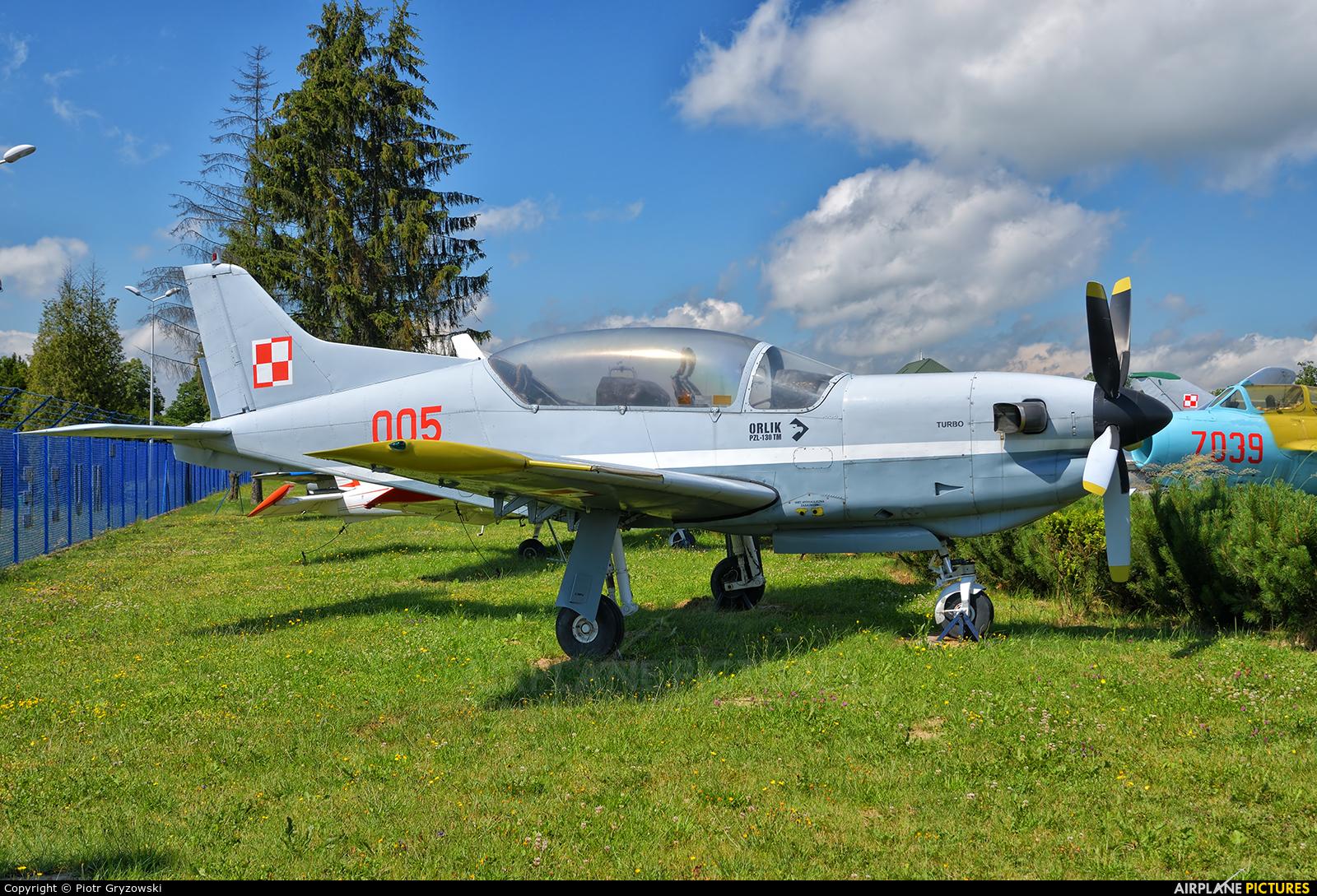 Poland - Air Force 005 aircraft at Dęblin - Museum of Polish Air Force
