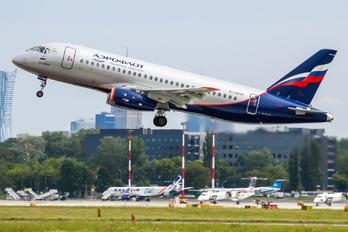 RA-89046 - Aeroflot Sukhoi Superjet 100