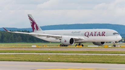 A7-ALC - Qatar Airways Airbus A350-900