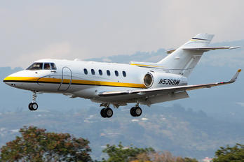 N536BW - Private Hawker Beechcraft 900XP