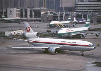 JA8547 - JAL - Japan Airlines McDonnell Douglas DC-10-40