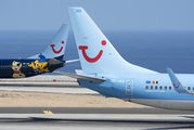 OO-JAQ - Jetairfly (TUI Airlines Belgium) Boeing 737-800 aircraft