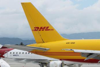 A9C-DHD - DHL Cargo Boeing 757-200F