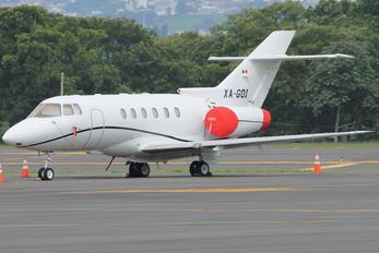 XA-GOI - Private Raytheon Hawker 800XP