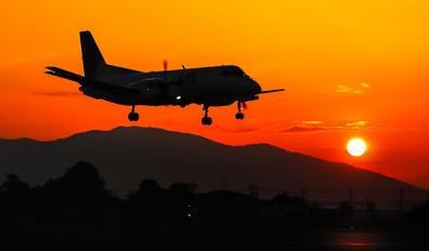 JA8886 - JAL-  Japan Air Commuter SAAB 340