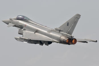 4-21 - Italy - Air Force Eurofighter Typhoon