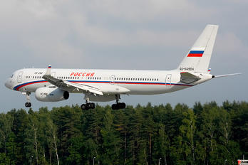 RA-64504 - Rossiya Tupolev Tu-214 (all models)