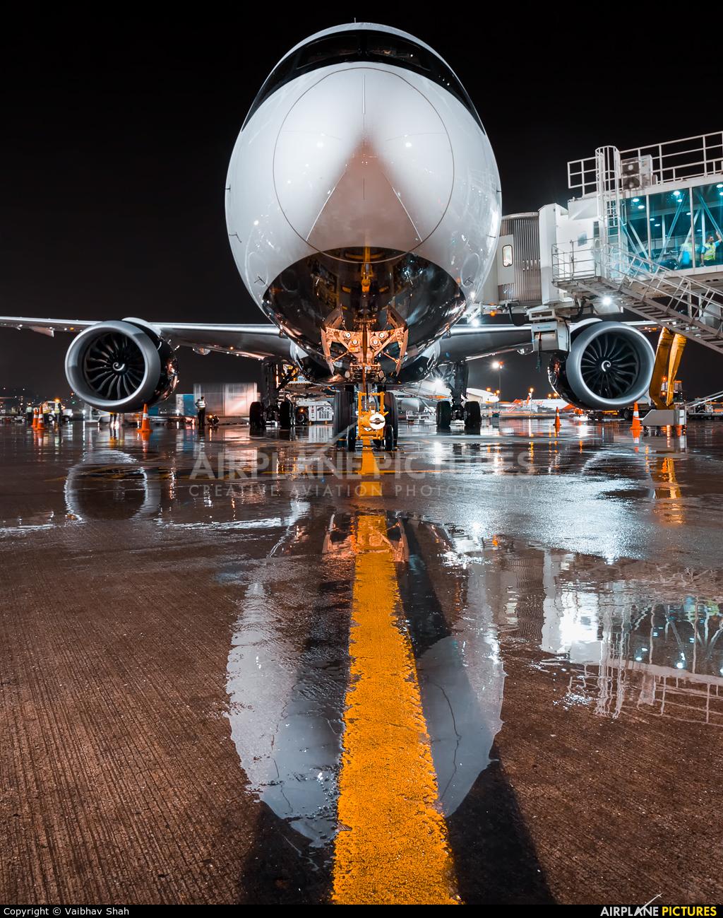 Air Canada C-FRTW aircraft at Mumbai - Chhatrapati Shivaji Intl