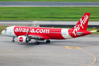 9M-AGA - AirAsia (Malaysia) Airbus A320 NEO