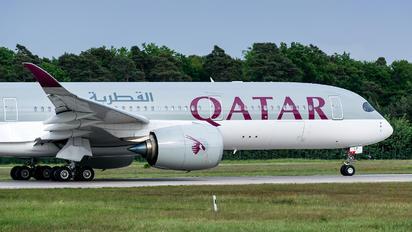 A7-ALF - Qatar Airways Airbus A350-900
