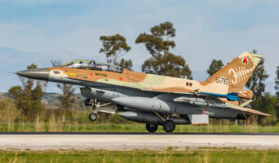 676 - Israel - Defence Force General Dynamics F-16D Barak