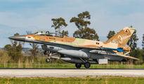676 - Israel - Defence Force General Dynamics F-16D Barak aircraft