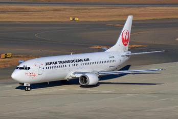 JA8995 - JAL - Japan Transocean Air Boeing 737-400