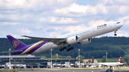HS-TKN - Thai Airways Boeing 777-300ER
