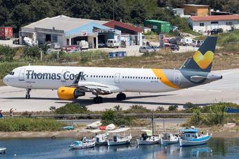 OY-TCD - Thomas Cook Scandinavia Airbus A321