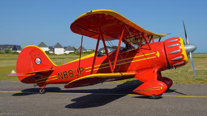 N88JP - Private Waco Classic Aircraft Corp YMF-5C