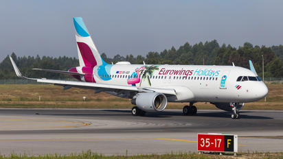 OE-IQD - Eurowings Europe Airbus A320