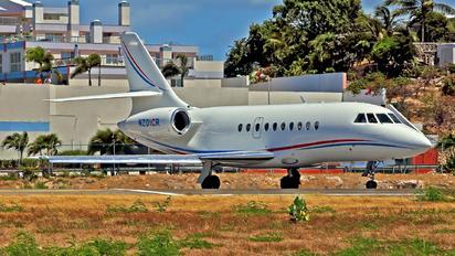 N201CR - Private Dassault Falcon 2000 DX, EX