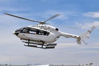 XA-URX - Transportes Aereos Pegaso Eurocopter EC145