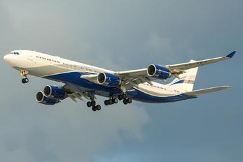 CS-TFX - Hi Fly Airbus A340-500