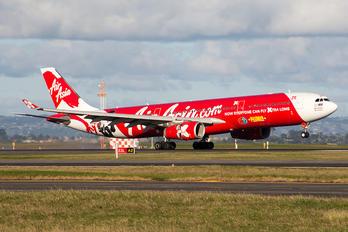 9M-XXP - AirAsia X Airbus A330-300