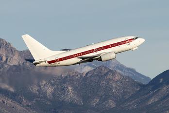 N319BD - EG&G (Janet Airlines)  Boeing 737-600