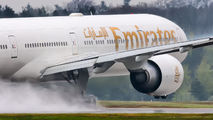A6-ENI - Emirates Airlines Boeing 777-300ER aircraft