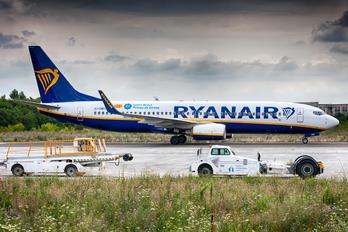EI-DWC - Ryanair Boeing 737-800