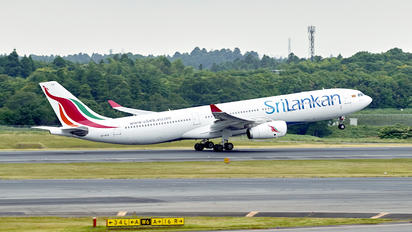 4R-ALN - SriLankan Airlines Airbus A330-300