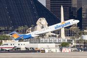 N418NV - Allegiant Air McDonnell Douglas MD-82 aircraft