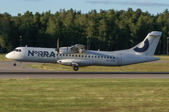 OH-ATM - NoRRA - Nordic Regional Airlines ATR 72 (all models)
