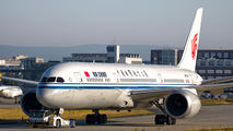 B-7879 - Air China Boeing 787-9 Dreamliner aircraft