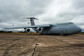 86-0021 - USA - Air Force Lockheed C-5B Galaxy