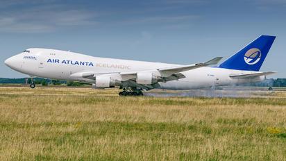 TF-AMQ - Air Atlanta Icelandic Boeing 747-400F, ERF