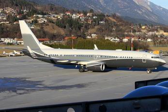 VP-BBZ - ACM Air Charter Boeing 737-800 BBJ