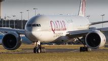 A7-BFJ - Qatar Airways Cargo Boeing 777F aircraft