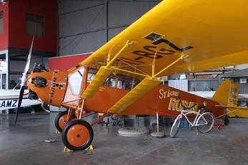 TI-BGZ - Private Curtiss Robin